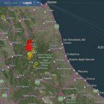 Erdbeben in Mittelitalien. © EMSC