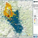 Erdbeben in Mittelitalien. © INGV
